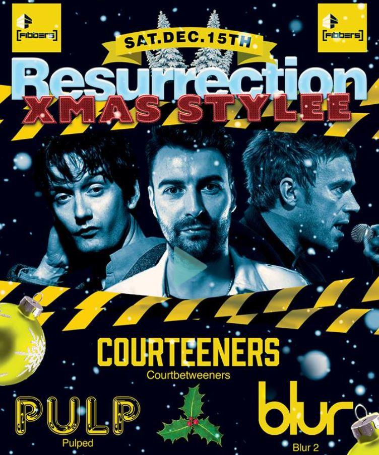 Win 2 Tickets to Resurrection Xmas Stylee